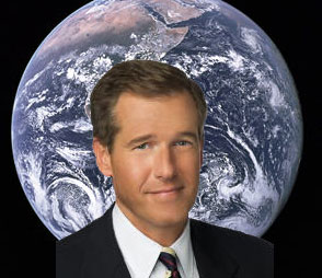 Does Brian Williams live in our world?
