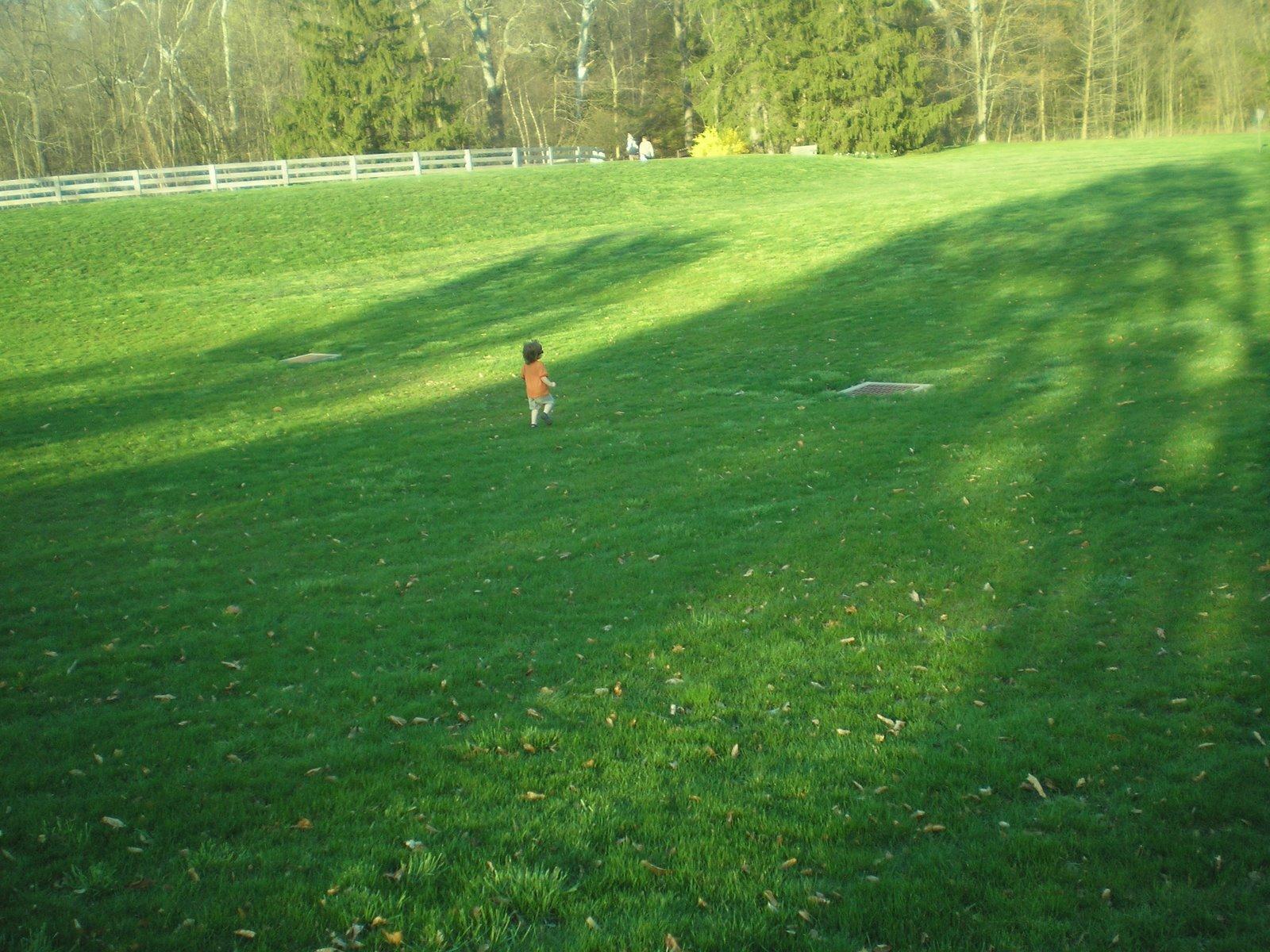 Little run run run runaway